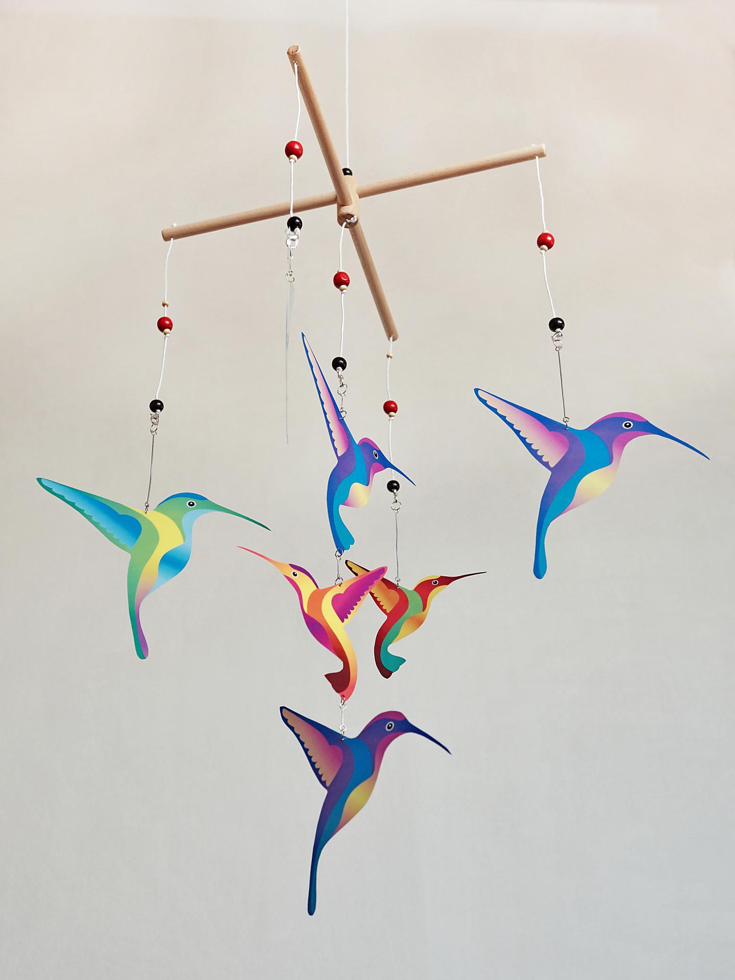 Karuzela wymienna Kolibry