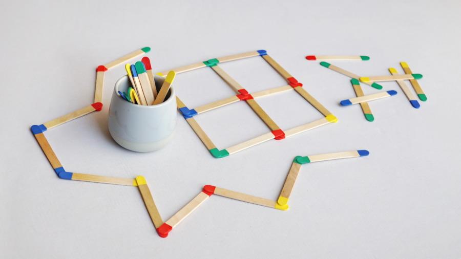 Patyczkowe domino